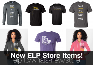 New ELP Store Items