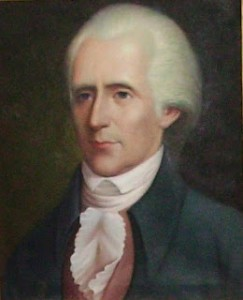 Richard Henry Lee oil