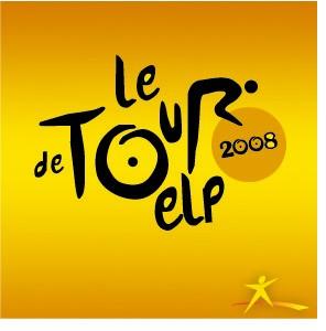 Le tour ELP logo