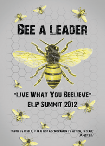 Summit logo with scripture